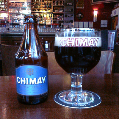 Chimay Bleu