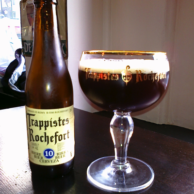 Trappistes Rochefort 10