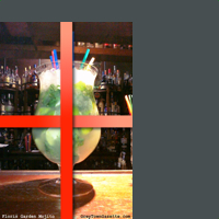 December 11th: The Big One - Floris Garden Mojito