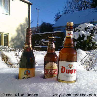 December 3rd - Ideal for Christmas: the Cool Beer Diet