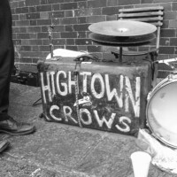 The Hightown Crows at Columbia Road