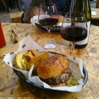 Wine Burger Pop-up