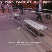 VIP Benches